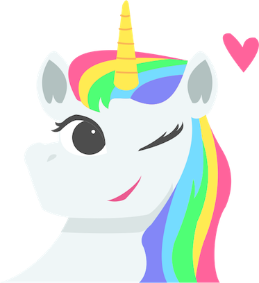 Unicorn Stickers Pack messages sticker-2