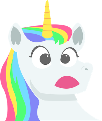 Unicorn Stickers Pack messages sticker-11
