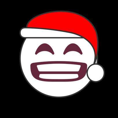 Christmas Emoji • Stickers messages sticker-3