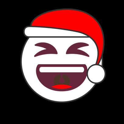 Christmas Emoji • Stickers messages sticker-8