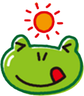 Cute Frog Stickers for iMessage messages sticker-6