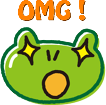 Cute Frog Stickers for iMessage messages sticker-3
