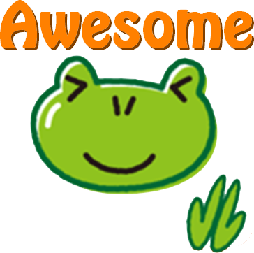 Cute Frog Stickers for iMessage messages sticker-10
