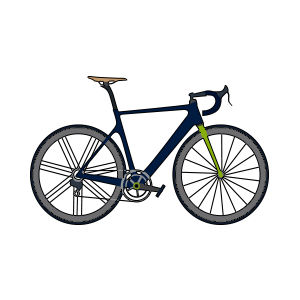 Bicycle Action Stickers messages sticker-1