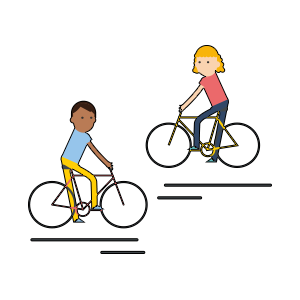 Bicycle Action Stickers messages sticker-8