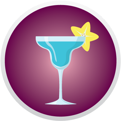 Cocktails - Stickers messages sticker-6