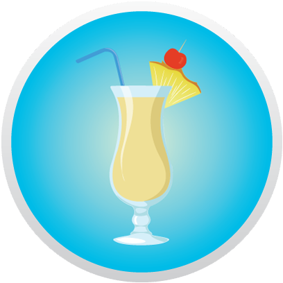 Cocktails - Stickers messages sticker-5