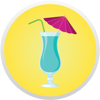 Cocktails - Stickers messages sticker-3