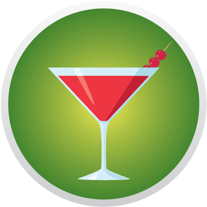 Cocktails - Stickers messages sticker-7