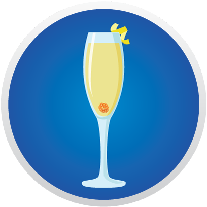 Cocktails - Stickers messages sticker-11