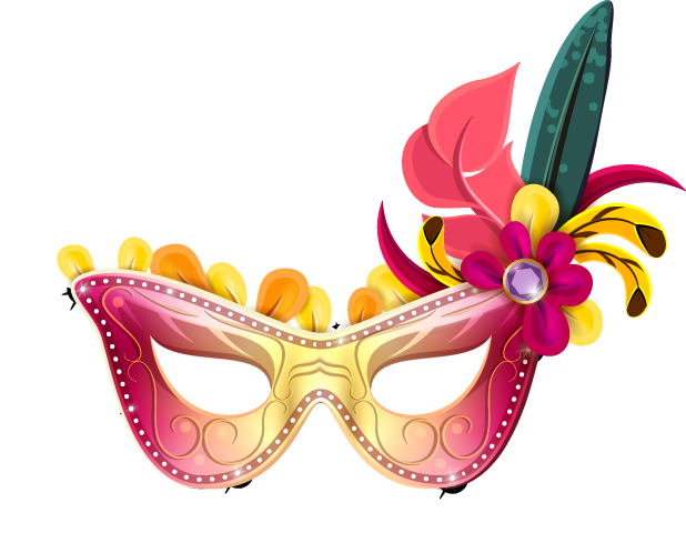 Carnival Mask - Stickers for iMessage messages sticker-4