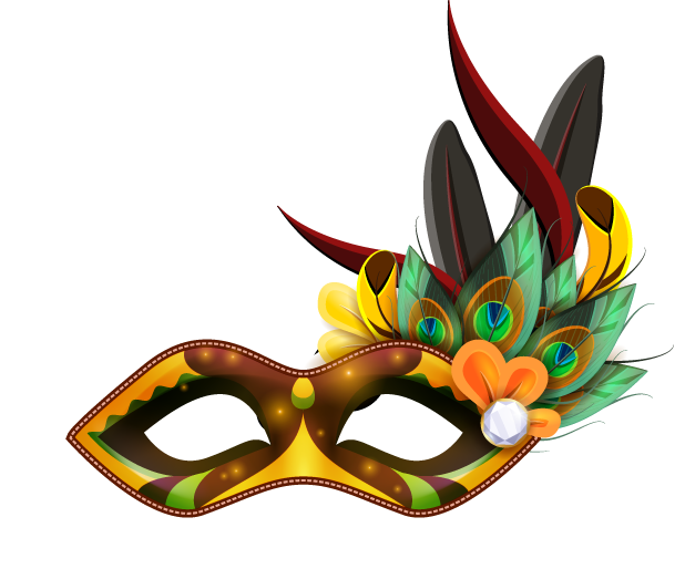 Carnival Mask - Stickers for iMessage messages sticker-7