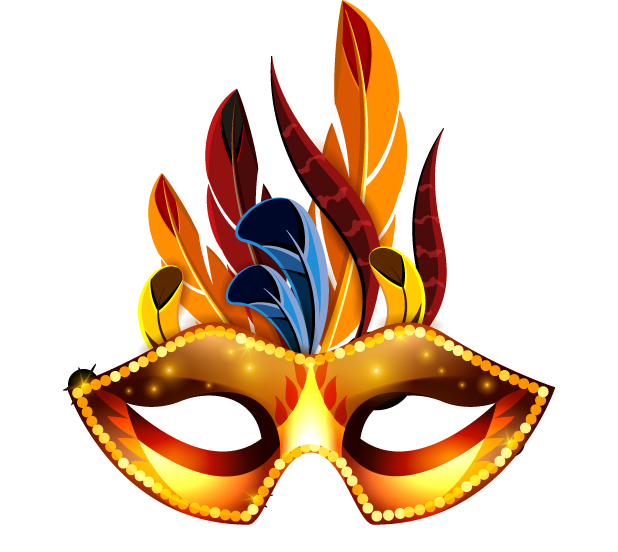 Carnival Mask - Stickers for iMessage messages sticker-8