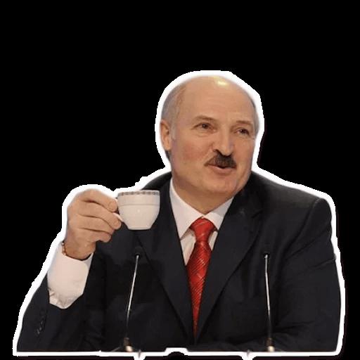 Alexander Lukashenko messages sticker-4
