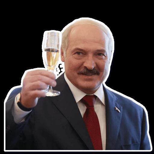Alexander Lukashenko messages sticker-0