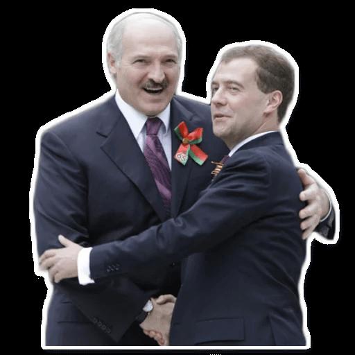 Alexander Lukashenko messages sticker-10