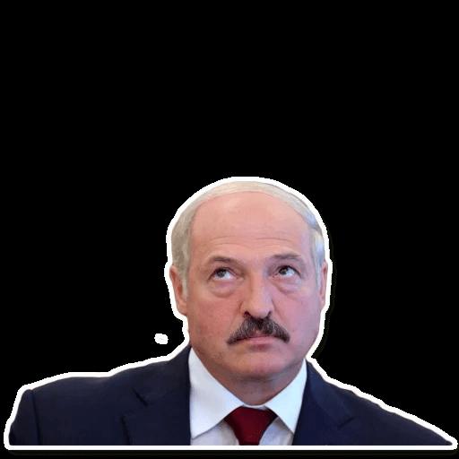 Alexander Lukashenko messages sticker-7