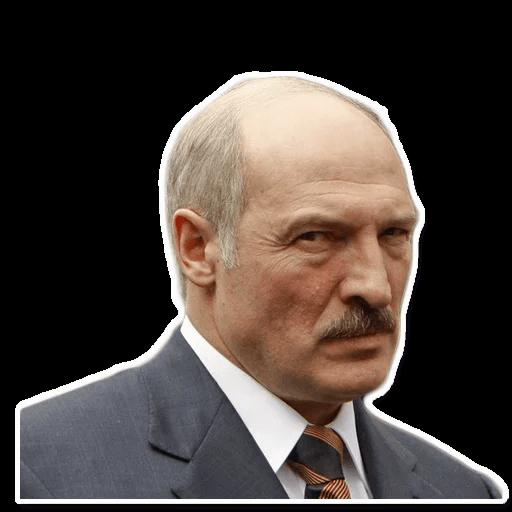 Alexander Lukashenko messages sticker-1