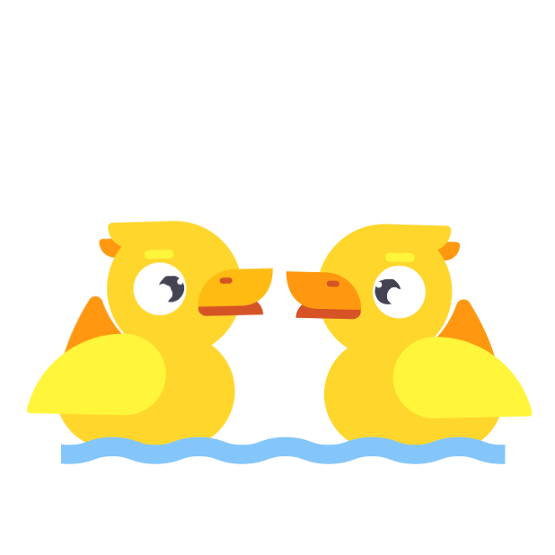 Duck Buddy - Animated Duck Stickers messages sticker-6