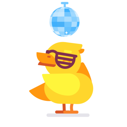 Duck Buddy - Animated Duck Stickers messages sticker-2