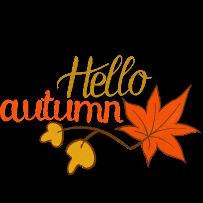 Happy Autumn Hand Drawn Stickers messages sticker-7