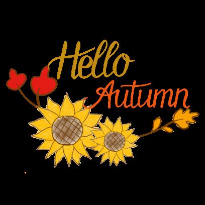 Happy Autumn Hand Drawn Stickers messages sticker-6