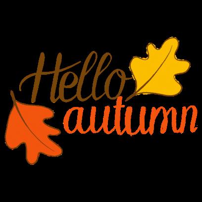 Happy Autumn Hand Drawn Stickers messages sticker-8