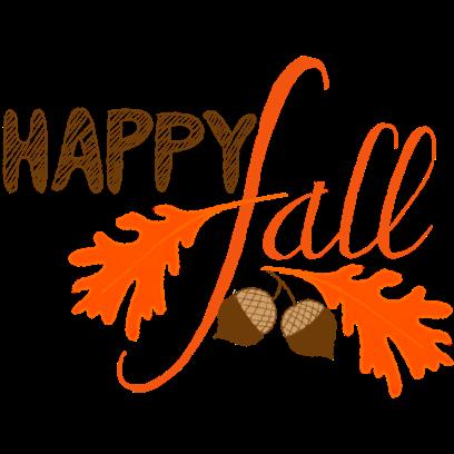Happy Autumn Hand Drawn Stickers messages sticker-2
