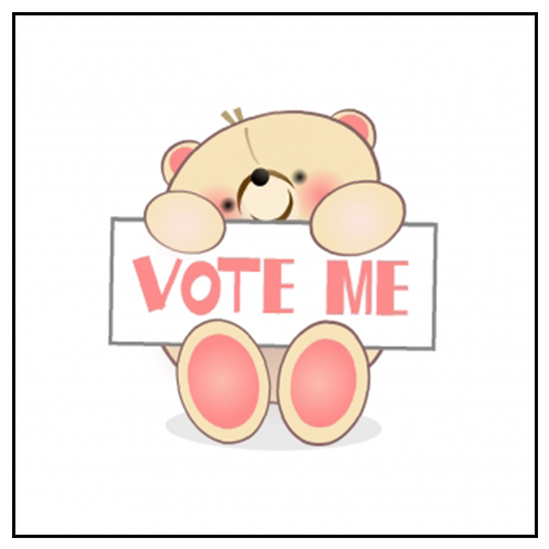VoteMoji: USA Election 2016 Vote Me Sticker Pack messages sticker-4