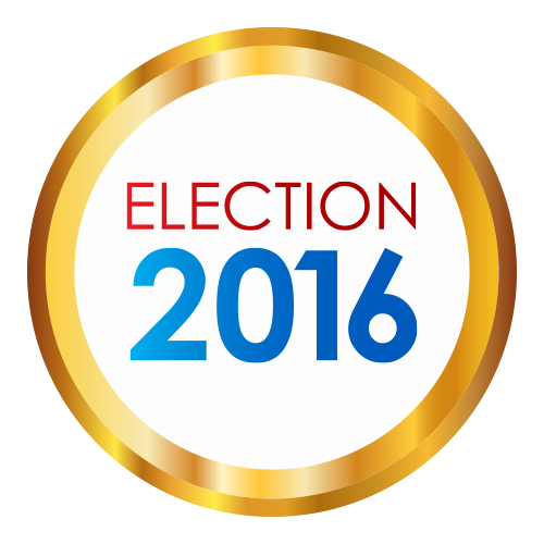 VoteMoji: USA Election 2016 Vote Me Sticker Pack messages sticker-7