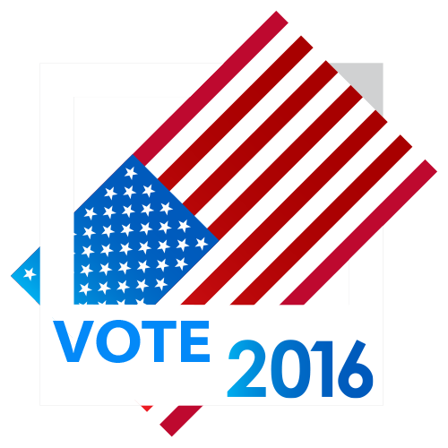 VoteMoji: USA Election 2016 Vote Me Sticker Pack messages sticker-11