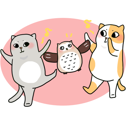 Cat Cute Story messages sticker-11