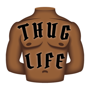 Bout That Life by Emoji Fame messages sticker-7