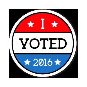 Go Vote Stickers messages sticker-0