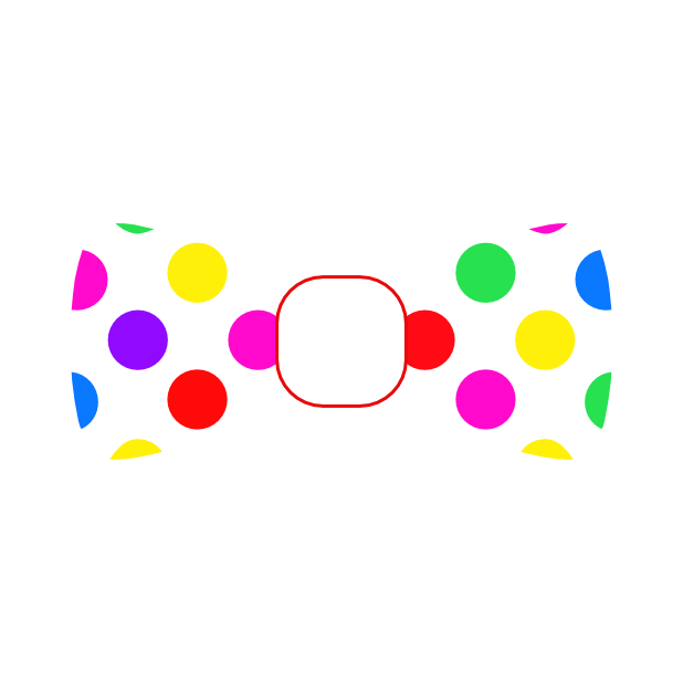Spinning Bow Ties messages sticker-1