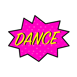 Disco & Party Sticker messages sticker-6