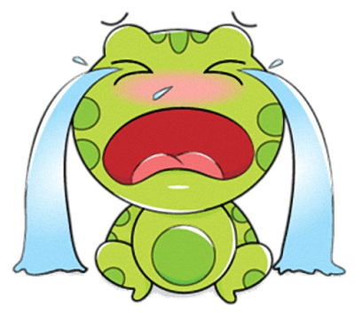 Little Frog - Cute stickers for iMessage messages sticker-4