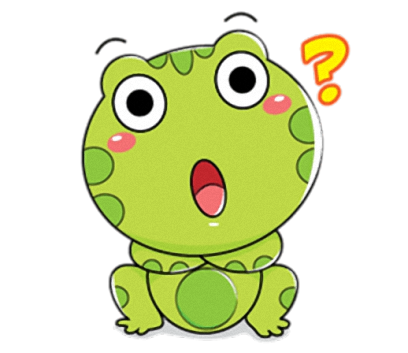 Little Frog - Cute stickers for iMessage messages sticker-11