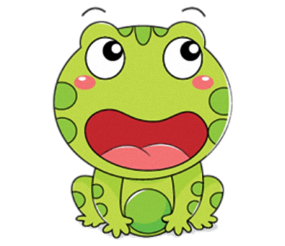 Little Frog - Cute stickers for iMessage messages sticker-0