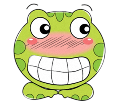 Little Frog - Cute stickers for iMessage messages sticker-3