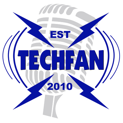 TechFan Podcast messages sticker-1