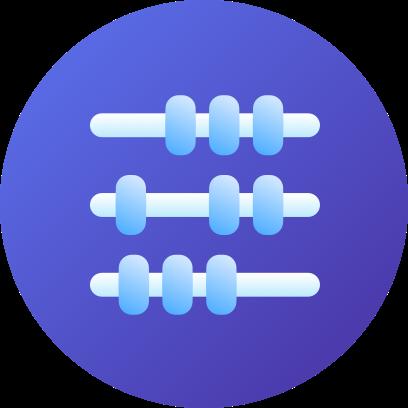 Calculator Air - Math Calc messages sticker-4