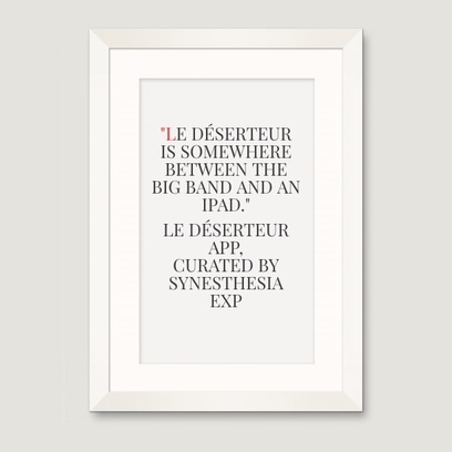 le deserteur quotes 3 messages sticker-9