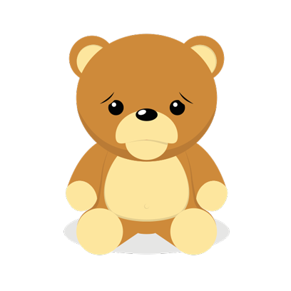 Cuddle Teddy Bear Stickers for iMessage messages sticker-2
