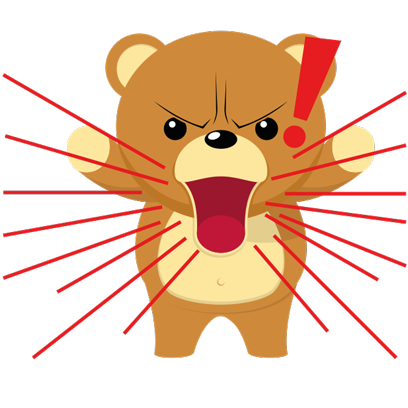 Cuddle Teddy Bear Stickers for iMessage messages sticker-4