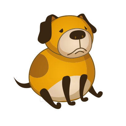 Toby the Dog messages sticker-3