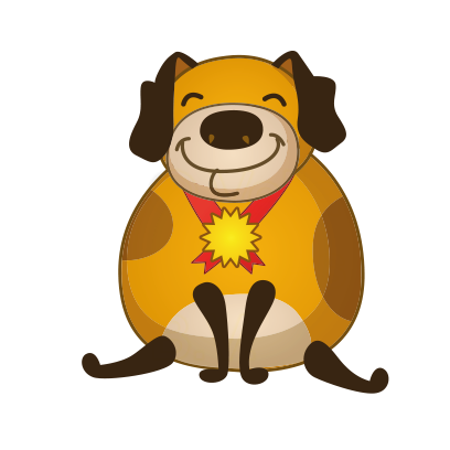 Toby the Dog messages sticker-7