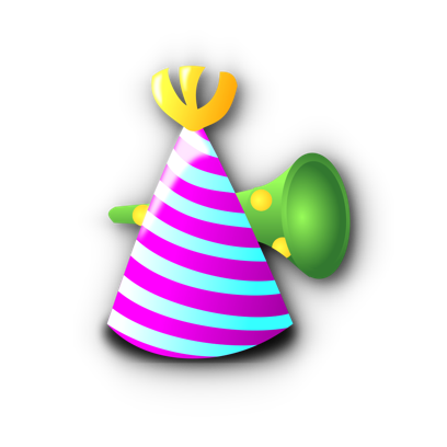 Happy Birthday • Stickers for iMessage messages sticker-1
