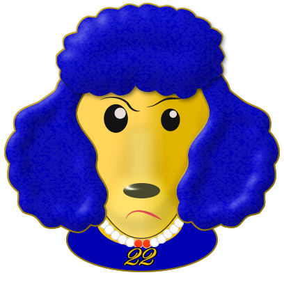 StuckUps - Poodle Pack 1 messages sticker-7