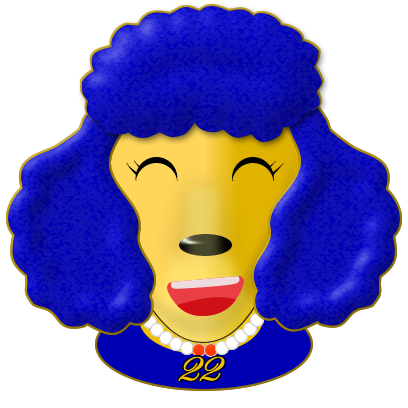 StuckUps - Poodle Pack 1 messages sticker-6